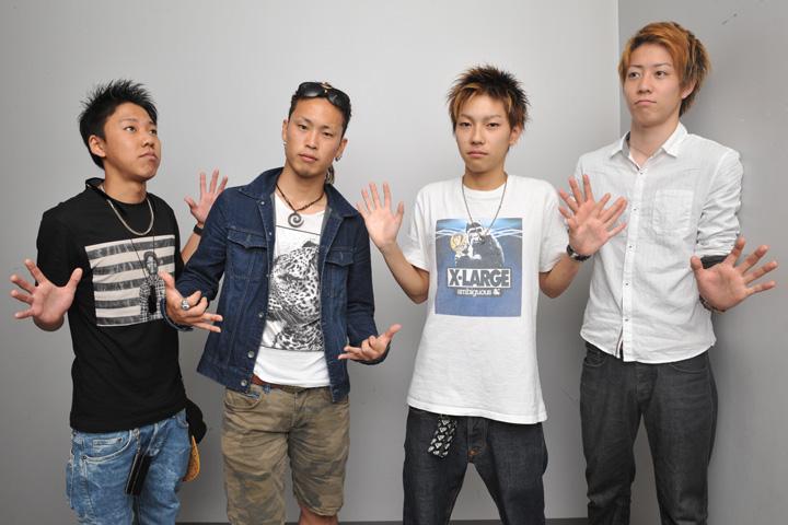 R's Crew