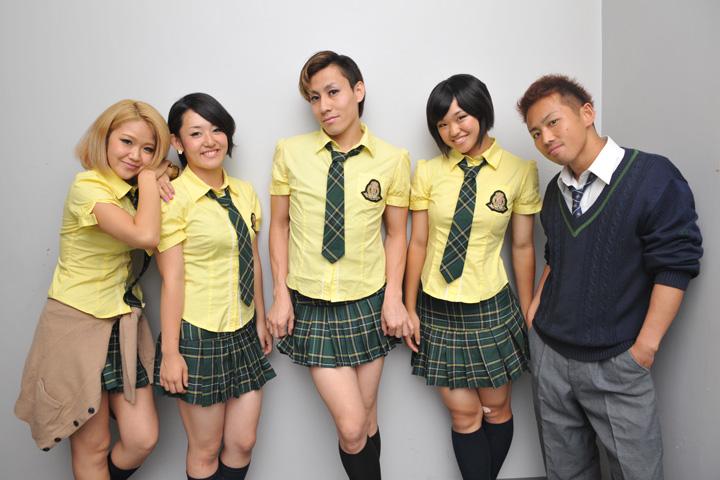 ぱいまちょ歌劇団